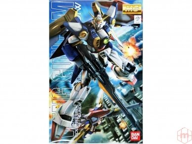 Bandai - XXXG-01W Wing Gundam, Mastelis: 1/100, 62352