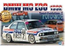 Beemax - 1992 BMW M3 E30, Mastelis: 1/24, B24019, 10630