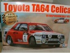 Beemax - Toyota Celica TA64 Gr.B (Belga + Marlboro), Mastelis: 1/24, 24021