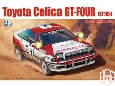 Beemax - Toyota Celica St165 Safari - 1990, Mastelis: 1/24, B24006, 09788