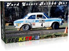 Belkits - FORD Escort MK.I, Scale:1/24, BEL007