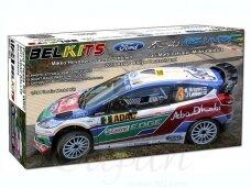 Belkits - Ford Fiesta RS WRC, Scale:1/24, BEL003