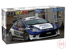 Belkits - Ford Fiesta S2000, Scale:1/24, BEL002