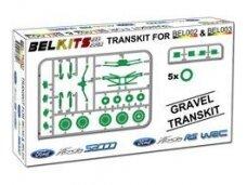 Belkits - Konversija į žvyro versiją Ford Fiesta S2000 ir Ford Fiesta RS WRC, Mastelis:1/24, BELTK001