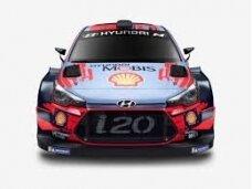Belkits - Hyundai i20 Coupe WRC Tour de Corse 2019 winner, 1/24, BEL0014