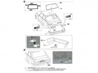 Beemax - 1992 BMW M3 E30, Mastelis: 1/24, B24019, 10630 18