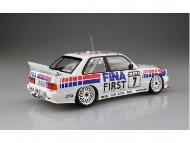 Beemax - 1992 BMW M3 E30, Mastelis: 1/24, B24019, 10630 3