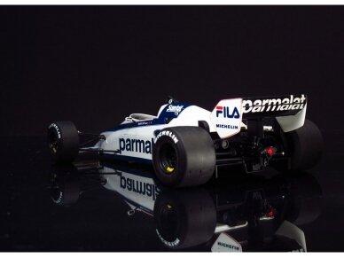 Beemax - Brabham BT52 1983 Monaco GP, Mastelis: 1/20, B20003 2