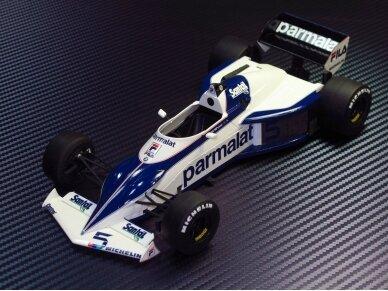 Beemax - Brabham BT52 1983 Monaco GP, Mastelis: 1/20, B20003, 09823 3