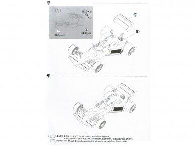 Beemax - Brabham BT52 1983 Monaco GP, Mastelis: 1/20, B20003 22