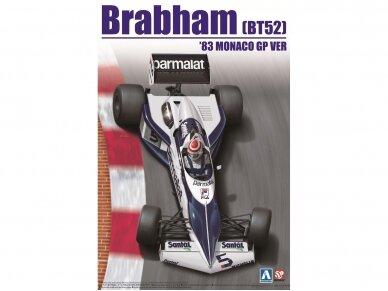 Beemax - Brabham BT52 1983 Monaco GP, Mastelis: 1/20, B20003, 09823