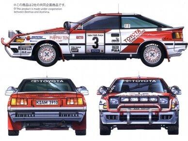 Beemax - Toyota Celica St165 Safari - 1990, Scale: 1/24, B24006 4