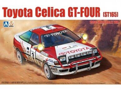 Beemax - Toyota Celica St165 Safari - 1990, Scale: 1/24, B24006, 09788