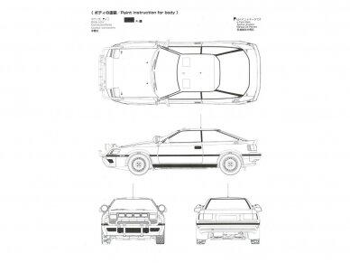 Beemax - Toyota Celica St165 Safari - 1990, Scale: 1/24, B24006, 09788 10