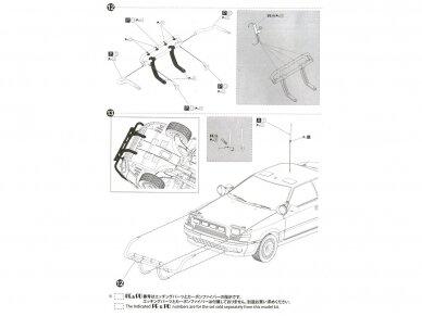 Beemax - Toyota Celica St165 Safari - 1990, Scale: 1/24, B24006, 09788 20