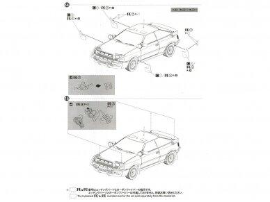 Beemax - Toyota Celica St165 Safari - 1990, Scale: 1/24, B24006, 09788 21