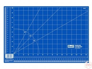 Revell - Pjaustymo kilimėlis A3, 39057