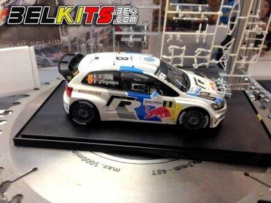 Belkits - Volkswagen Polo R WRC, Mastelis:1/24, BEL005 2
