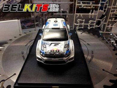 Belkits - Volkswagen Polo R WRC, Mastelis:1/24, BEL005 3