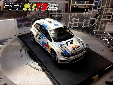 Belkits - Volkswagen Polo R WRC, Mastelis:1/24, BEL005 4