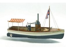 Billing Boats - African Queen - Plastic hull, 1/12, BB588