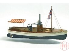 Billing Boats - African Queen - Plastic hull, Scale: 1/12, BB588