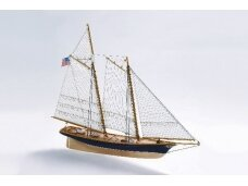 Billing Boats - America - Wooden hull, Scale: 1/72, BB609