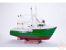 Billing Boats - Andrea Gial RC - Wooden hull, Scale: 1/30, BB526