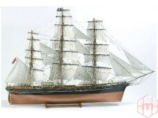 Billing Boats - Cutty Sark - Wooden hull, Scale: 1/75, BB564