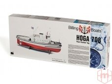 Billing Boats - Hoga Pearl Harbor Tugboat - Wooden hull, Scale: 1/50, BB708