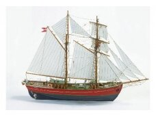 Billing Boats - Lilla Dan - Wooden hull, Scale: 1/50, BB578