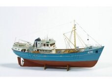 Billing Boats - Nordkap - Wooden hull, Scale: 1/50, BB476