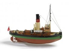 Billing Boats - ST. Canute - Wooden hull, Scale: 1/50, BB700