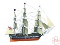Billing Boats - USS Constitution - Wooden hull, Scale: 1/75, BB508