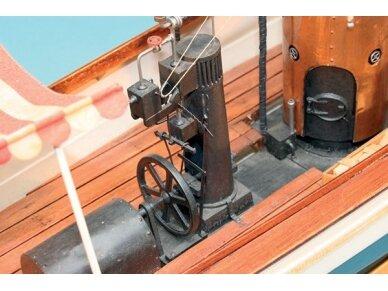 Billing Boats - African Queen - Plastikinis korpusas, Mastelis: 1/12, BB588 3