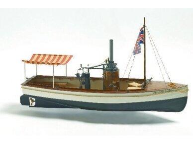 Billing Boats - African Queen - Plastikinis korpusas, Mastelis: 1/12, BB588