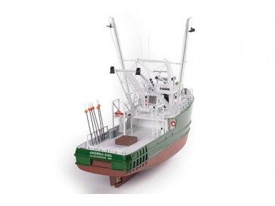 Billing Boats - Andrea Gail - Medinis korpusas, Mastelis: 1/60, BB608 2