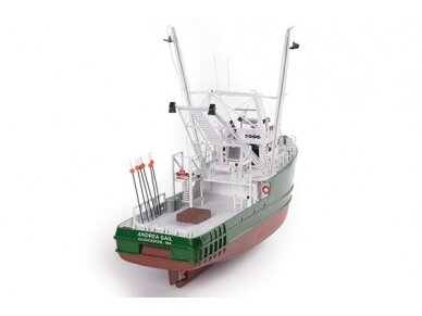 Billing Boats - Andrea Gail - Wooden hull, Scale: 1/60, BB608 2