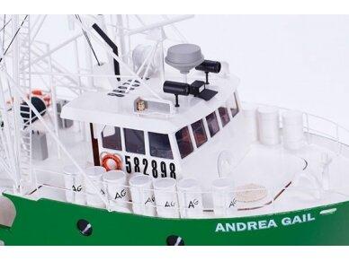 Billing Boats - Andrea Gial RC - Medinis korpusas, Mastelis: 1/30, BB526 2