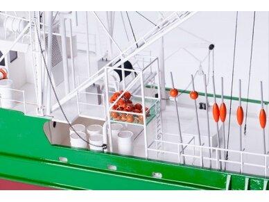 Billing Boats - Andrea Gial RC - Medinis korpusas, Mastelis: 1/30, BB526 5