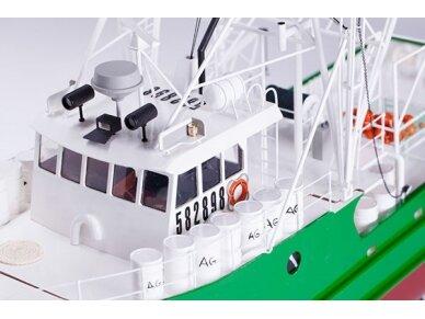 Billing Boats - Andrea Gial RC - Medinis korpusas, Mastelis: 1/30, BB526 6