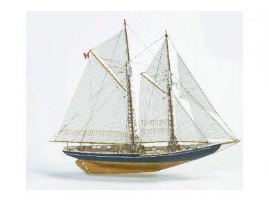 Billing Boats - Bluenose II - Medinis korpusas, Mastelis: 1/100, BB600 4