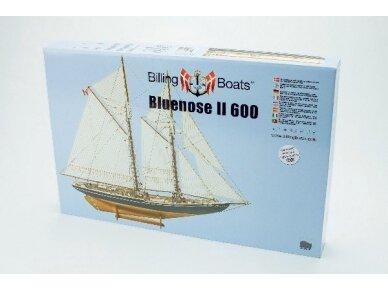 Billing Boats - Bluenose II - Medinis korpusas, Mastelis: 1/100, BB600