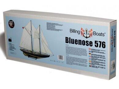 Billing Boats - Bluenose - Medinis korpusas, Mastelis: 1/65, BB576