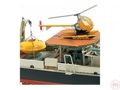 Billing Boats - Calypso - Plastic hull, Scale: 1/45, BB560 3