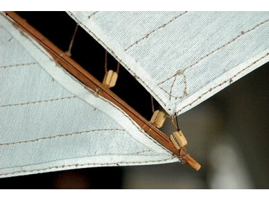Billing Boats - Colin Archer - Wooden hull, Scale: 1/40, BB606 3