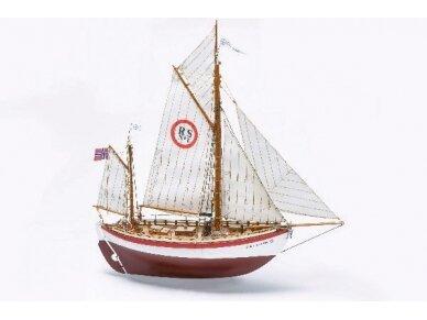 Billing Boats - Colin Archer - Medinis korpusas, Mastelis: 1/40, BB606