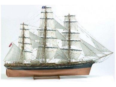 Billing Boats - Cutty Sark - Medinis korpusas, Mastelis: 1/75, BB564