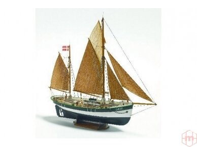 Billing Boats - Dana - Plastikinis korpusas, Mastelis: 1/60, BB200