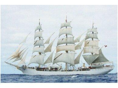 Billing Boats - Danmark Special Edition - Medinis korpusas, Mastelis: 1/100, BB5005 3